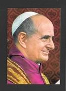 RELIGIONS - CHRISTIANISME - PAPES - PAPE PAULUS VI - JEAN PAUL VI - FOTO KODAK - Papes
