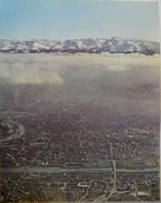 France Vue Aérienne Luchtfoto Air View 26 Cm X 33 Cm - Grenoble - Affiches