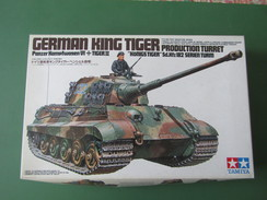 TIGER II  HENSCHEL - Véhicules Militaires
