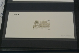 M2306 - Gravure Des Timbres-poste De France 1995- YT 2966-  Andre Maginot - Documents Of Postal Services