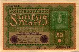 ALLEMAGNE EMPIRE 50 MARK Du 24-6-1919 Pick 66   UNC/NEUF - [ 2] 1871-1918 : German Empire