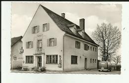 Carte Allemagne - Mindelheim - Gaststatte Storchenbru - Hotel Restaurant - Voiture - - Andere