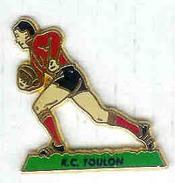 @@ Rugby Joueur RCT Toulon Var (3x3) EGF @@sp207 - Rugby
