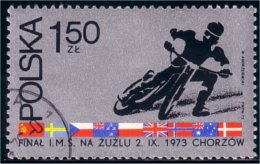 740 Pologne Moto Motorcycle (P-POL-157)