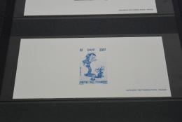 M2529-  Gravure Des Timbres-poste De France  2000 - YT 3370 - Gaston Lagaffe - Documents De La Poste