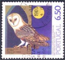 742 Portugal Chouette Hibou Eule Owl (P-POR-90)