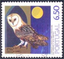 742 Portugal Chouette Hibou Eule Owl (P-POR-91)