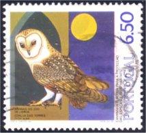 742 Portugal Chouette Hibou Eule Owl (P-POR-92)