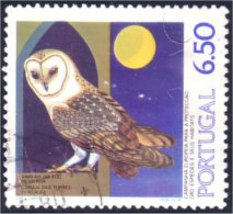 742 Portugal Chouette Hibou Eule Owl (P-POR-93)