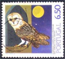 742 Portugal Chouette Hibou Eule Owl (P-POR-94)