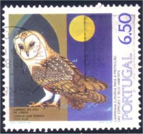 742 Portugal Chouette Hibou Eule Owl (P-POR-96)