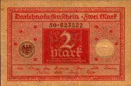 ALLEMAGNE EMPIRE 2 MARK Du 1-3-1920 Pick 60   UNC/NEUF- - [ 2] 1871-1918 : German Empire