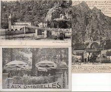 Envoi Gratuit - Alpes Maritimes (Département 06) : Lot De 118 Cartes Diverses SANS Nice NI Cannes