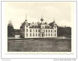Cleerbeek Gehucht Van Hauwaart (Tielt-Winge). Kasteel. Hameau De Houwaart. Château. Afmetingen - Dimensions: 90 X 70 Mm. - Tielt-Winge