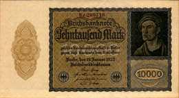 ALLEMAGNE WEIMAR 10000 MARK Du 19-1-1922  Pick 72  UNC/NEUF - [ 3] 1918-1933 : Weimar Republic