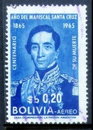 BOLIVIA-Yv. A 235-BOL-9199 - Bolivia