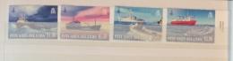 PITCAIRN ISLANDS 2011 SHIPS AND BOATS SET MNH