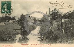 /! 9570 - CPA/CPSM - 70 -  Héricourt : Un Coin De La Luzine - Francia