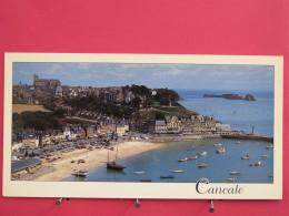 35 - Cancale - Le Port De La Houle Et La Bisquine La Cancalaise - Neuve Très Bon état - Scans Recto-verso - Cancale