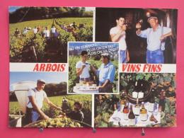 39 - Arbois - Jacques Tissot - Vigneron - Neuve Excellent état - Scans Recto-verso - Arbois
