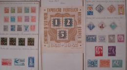 BRAZIL ARCHIVE STAMP COLLECTION 1941/1954 - Brazil