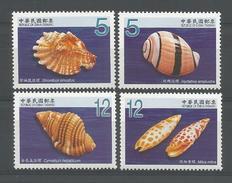 Taiwan 2009 Shells Y.T. 3195/3198 **