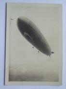 Graf Zeppelin Photograph 6.5 Cms X 9.0 Cms - Aviation