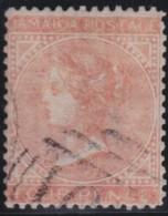 Jamaica        .      SG     .    4         .     O      .      Gebruikt   .    /    .      Cancelled - Jamaica (...-1961)