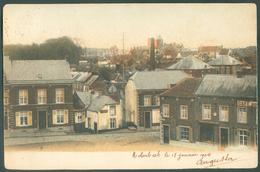 TB Carte Couleur De MOLENBEEK 17 Janvier 1904 Vers Koekelbergh - 11801 - Molenbeek-St-Jean - St-Jans-Molenbeek