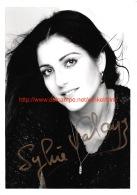 Sylvie Valayre Opera - Autogramme