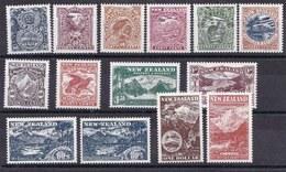 Nuova Zelanda New Zealand 1998 Centenario Della Serie Ordinaria First Pictorials 1728-41 Mnh - Nouvelle-Zélande