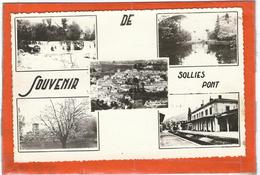 Var : Sollies Pont, Souvenir De Sollies Pont - Sollies Pont