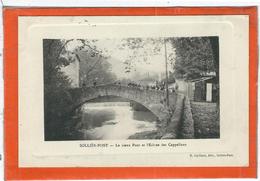 Var : Sollies Pont, Le Vieux Pont Et L'Ecluse Des Cappellans - Sollies Pont