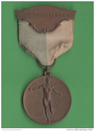 Athletik Atletica Deutschland Germany Sports Medals 400 Mt 1941 - Athlétisme