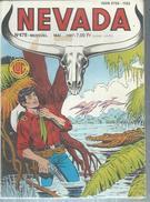 NEVADA  N° 478  -   LUG  1987 - Nevada