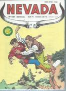NEVADA  N° 491  -   LUG  1988 - Nevada