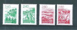 France    Timbres  De 1995  N°2949  A  2952    Neuf ** Vendu A La Faciale - France