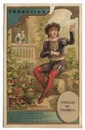 CHROMO - Chocolat Des Gourmets TREBUCIEN - La Sérénade - Chocolat