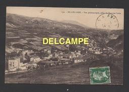 DD / 30 GARD / BELLEGARDE / VUE GENERALE PANORAMIQUE, PRISE DU QUARTIER LATIN / CIRCULÉE EN 1925 - Bellegarde