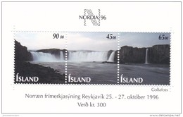 Islandia Hb 19 - Hojas Y Bloques