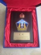 Militaria DAERAH III KENANG KENANGAN DARI PANGLIMA DAERAH JALESVEVA JAYAMANE RECOMPENSE HONORIFIQUE MARINE INDONESIE - Medallas Y Condecoraciones
