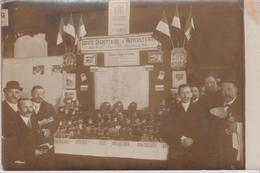 16 ANGOULEME CARTE PHOTO SOCIETE CHARENTAISE D'APICULTURE CONCOURS AGRICOLE PARIS 1914 DIPLOME DE MEDAILLE D'OR - Angouleme