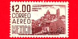 Nuovo - MNH - MESSICO - 1962 - Architettura Coloniale - Chiesa Di Santa Prisca, Guerrero - 2.00 - Messico