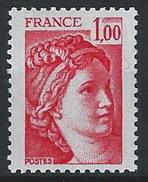 II--399-.  N° 1972c.  *   * ,  SANS BANDE DE PHOSPHORE,  TTB, Cote 5.00 €, Voir Scan Pour Detail