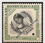 Honduras: Prova Di Colore, Color Proof, épreuve Couleur, UNICEF