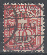 D6337 - Switzerland Mi.Nr. 54 O/used, Kreuzlingen (Dorf) - Oblitérés