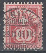 D6338 - Switzerland Mi.Nr. 54 O/used, Zürich