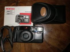 PENTAX ZOOM 90 AF Zoom 90 Con Pentax 38-90mm Tele-macro , Custodia E Istruzioni - Macchine Fotografiche