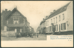 TB Carte Neuve De KOEKELBERG Chalet Suisse Chaussée De Jette - 11802 - Koekelberg