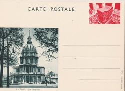 Entier Postal Special N° : 1 CP ...tombeau De Napoleon..neuf.